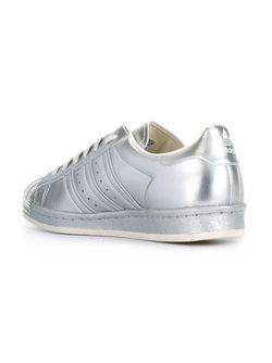 Superstar 80s Sneakers adidas Originals                                                                                                              серебристый цвет