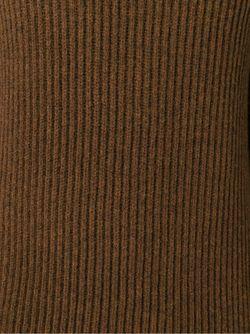 Свитер С Круглым Вырезом Joseph                                                                                                              коричневый цвет