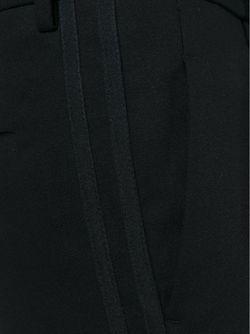 Классические Укороченные Брюки Neil Barrett                                                                                                              черный цвет