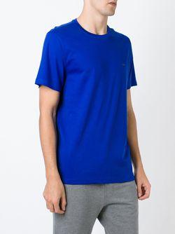Футболка С Круглым Вырезом Michael Kors                                                                                                              синий цвет
