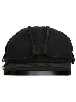 Бейсбольная Кепка С Квадратным Козырьком NASIR MAZHAR                                                                                                              черный цвет
