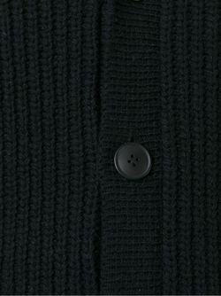 Кардиган С Воротником-Шалькой Edwin                                                                                                              чёрный цвет