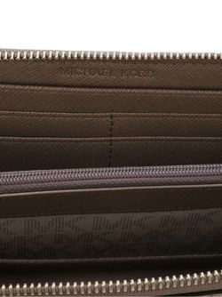 Jet Set Travel Wallet Michael Michael Kors                                                                                                              серый цвет