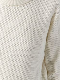 Свитер С Круглым Вырезом Michael Michael Kors                                                                                                              белый цвет