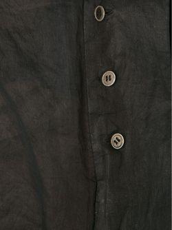 Блузка С Панельным Дизайном На Пуговицах PETRA PTACKOVA                                                                                                              чёрный цвет