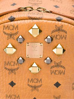 Рюкзак Dual Stark MCM                                                                                                              коричневый цвет