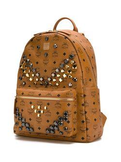 Рюкзак Stark MCM                                                                                                              коричневый цвет