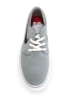 Кеды Zoom Stefan Janoski Nike                                                                                                              серый цвет