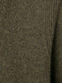 Кардиган С V-Образным Вырезом ROSETTA GETTY                                                                                                              зелёный цвет