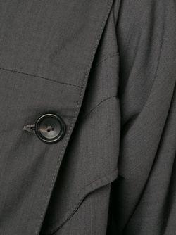 Мешковатая Парка С Капюшоном ALEXANDRE PLOKHOV                                                                                                              черный цвет