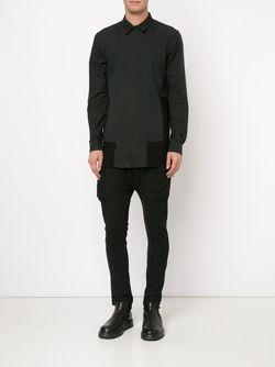 Slim Fit Cargo Trousers ALEXANDRE PLOKHOV                                                                                                              черный цвет