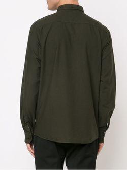 Рубашка Anton Norse Projects                                                                                                              зелёный цвет