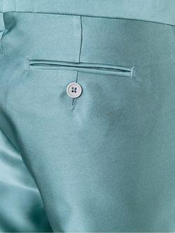 Расклешенные Брюки Yang Li                                                                                                              зелёный цвет