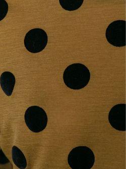 Футболка С Узором В Горох Forte Forte                                                                                                              коричневый цвет