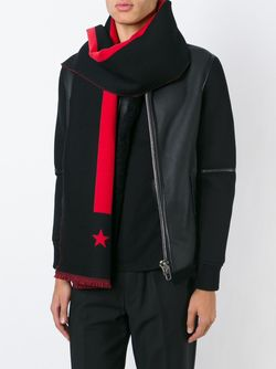 Oversize Scarf Givenchy                                                                                                              чёрный цвет
