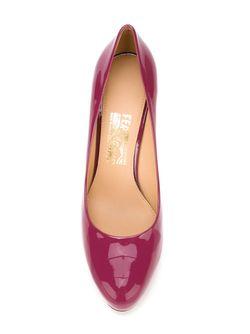 Туфли Leo Salvatore Ferragamo                                                                                                              розовый цвет