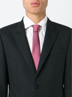 Фактурный Галстук Lanvin                                                                                                              розовый цвет