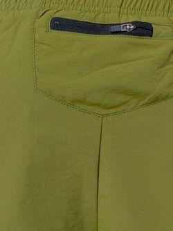 Шорты На Резинке Undefeated                                                                                                              зелёный цвет