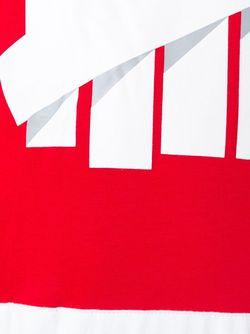 Кофта С Длинными Рукавами Undefeated                                                                                                              красный цвет