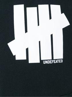 Толстовка С Логотипом Undefeated                                                                                                              черный цвет
