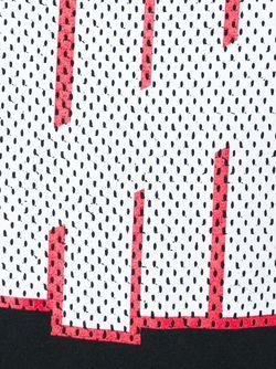 Футболка С Принтом Логотипа Undefeated                                                                                                              черный цвет