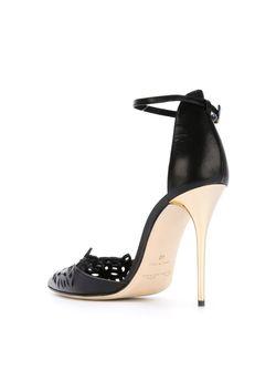 Туфли Fezra Oscar de la Renta                                                                                                              чёрный цвет