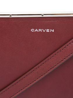 Сумка На Плечо Saint Sulpice Carven                                                                                                              красный цвет