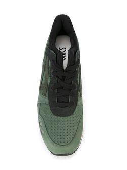 Кроссовки Gel Lyte Iii Asics                                                                                                              зелёный цвет