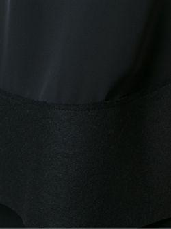 Креповый Топ Joseph                                                                                                              чёрный цвет