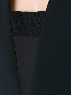 Топ С V-Образным Вырезом Joseph                                                                                                              черный цвет