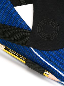 Кепка С Квадратным Козырьком NASIR MAZHAR                                                                                                              синий цвет