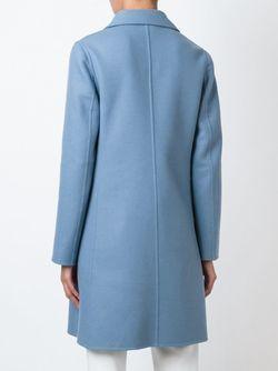 Пальто Rockstud Valentino                                                                                                              синий цвет