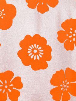 Толстовка С Цветочным Принтом Moschino                                                                                                              серебристый цвет