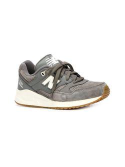 Кроссовки 530 90s Running Solids New Balance                                                                                                              серый цвет