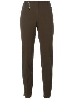 Skinny Trousers Incotex                                                                                                              коричневый цвет