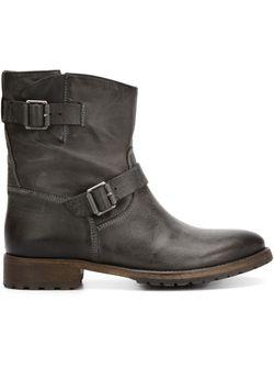 Ботинки Bedfordshire Belstaff                                                                                                              чёрный цвет