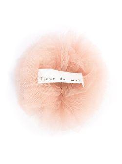 Брошь В Виде Заячьего Хвоста Fleur du Mal                                                                                                              розовый цвет