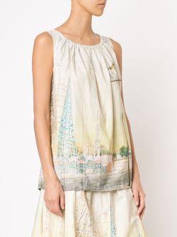 Блузка Watts Towers Dosa                                                                                                              белый цвет