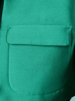 Укороченный Пиджак P.A.R.O.S.H.                                                                                                              зелёный цвет