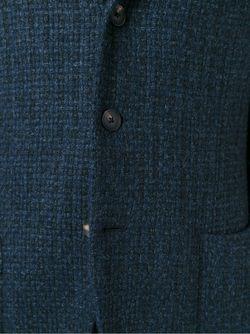 Тканый Пиджак The GIGI                                                                                                              синий цвет
