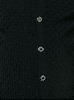Кардиган С V-Образным Вырезом Zanone                                                                                                              чёрный цвет