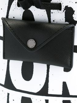 Сумка-Кисет С Принтом Work Marc by Marc Jacobs                                                                                                              черный цвет