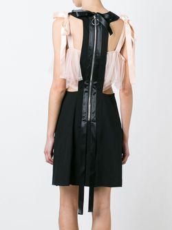 Платье Без Рукавов NICOPANDA                                                                                                              черный цвет