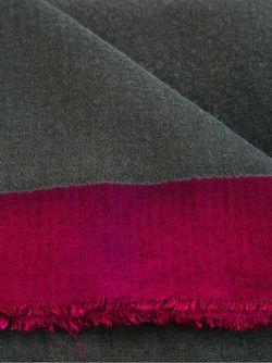 Шарф Alessandra Faliero Sarti                                                                                                              серый цвет