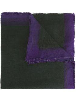 Шарф Alessandra Faliero Sarti                                                                                                              чёрный цвет