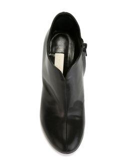 Ботильоны С Закругленным Носком L' Autre Chose                                                                                                              черный цвет