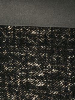 Твидовая Сумка-Тоут Marni                                                                                                              черный цвет