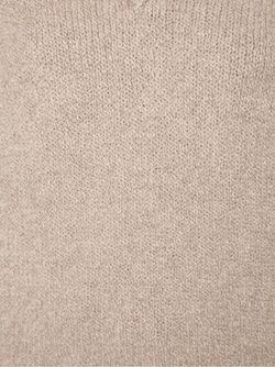 Свободный Свитер С Неравномерным Подолом Adam Lippes                                                                                                              Nude & Neutrals цвет