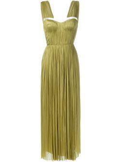 Вечернее Платье Marynn Maria Lucia Hohan                                                                                                              зелёный цвет