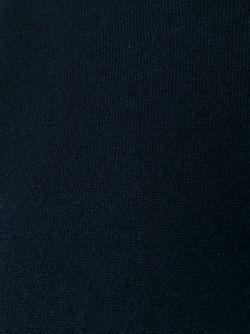 Свитер С Круглым Вырезом Jil Sander                                                                                                              синий цвет